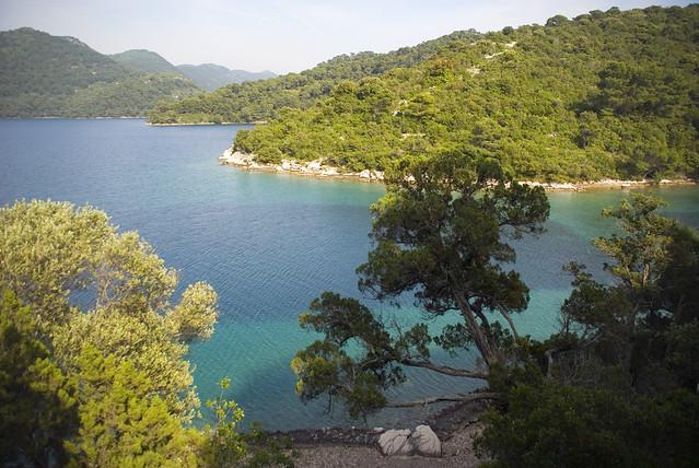 Weekend Mljet intermezzo (3) - Great Lake