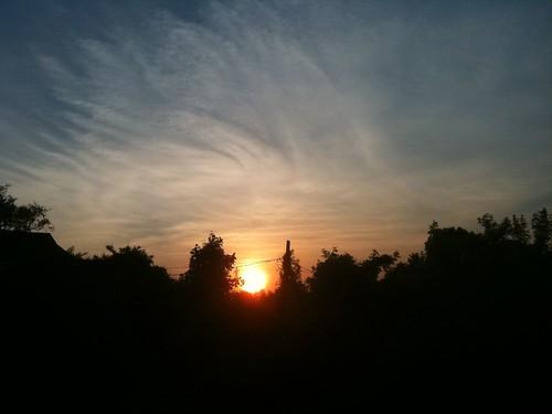sunset gardner 2011 may30th gardnerma