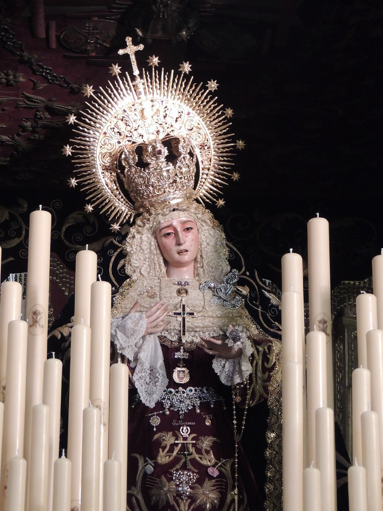 Hermandad De La Sagrada Cena Sevilla Domingo De Ramos 201 Flickr