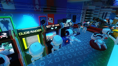 The Playroom VR - 5 | by PlayStation.Blog