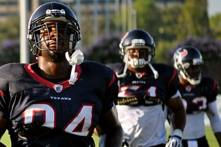 Texans practice '10 | by christopher frier brown