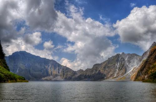 philippines victor mount pinatubo tarlac georwyn