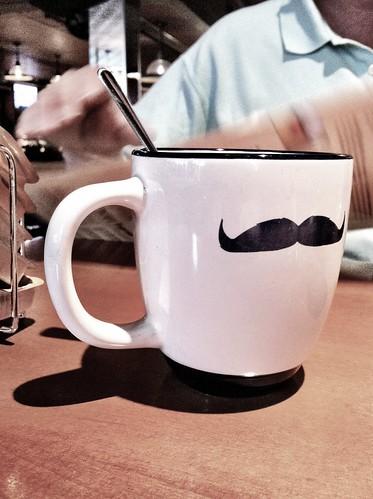 Moustache Brunch | by fadetowhite