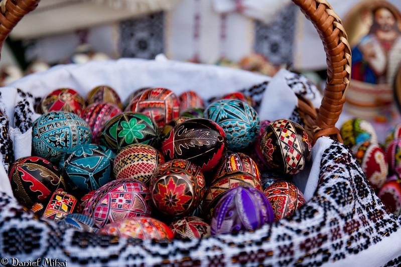 Easter eggs by Daniel Mihai