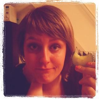 Al het lekkers weerstaan. Nu komkommer snacken... | by Nelleke Poorthuis
