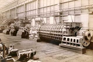 Mauretania - Turbine Machinery