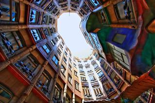 Lobby I, La Pedrera | by trioptikmal