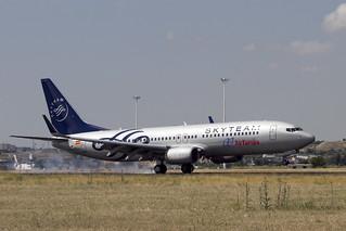 Air Europa Boeing 737-85P EC-JHK