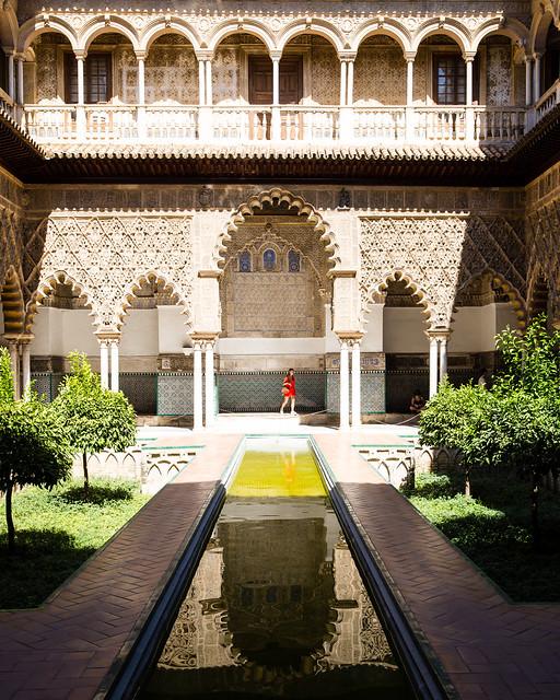 The Royal Alcázar
