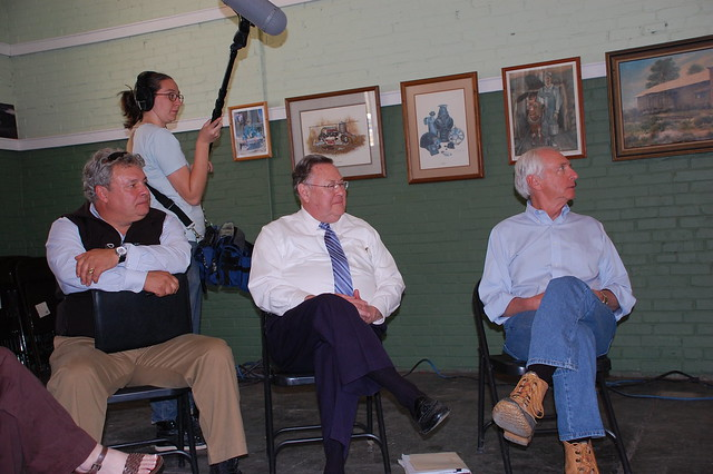 KFTC Hosts Governor Steve Beshear in eastern KY, April 2011