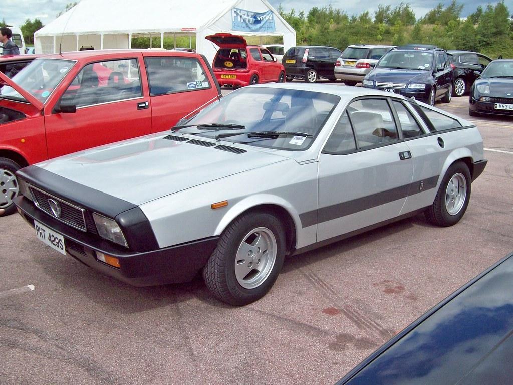 184 Lancia Beta Montecarlo Coupe  1st Series   1978
