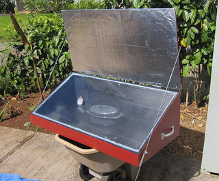 Solar Box Oven | by EBKauai