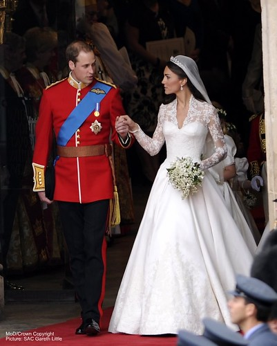 Royal Wedding of William and Catherine Duke & Duchess of Cambridge | by Defence Images