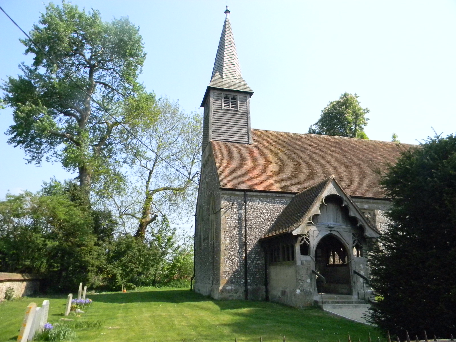 Ashe Church Overton Circular