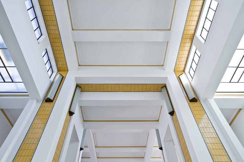 Gemeentemuseum Den Haag - Hal