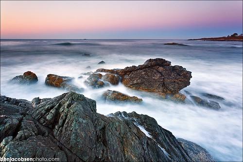 ocean sunrise 1740l sachuest 5dii leecp lsilf 2012top12 2012calendaroptions