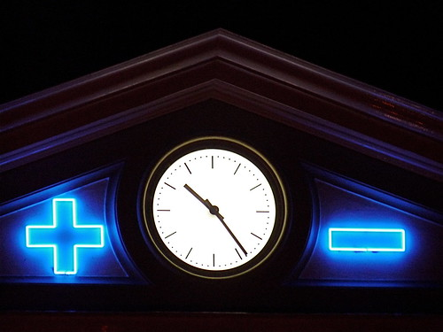 Energy Sculpture: Station Clock of the Zwolle Central Station in the Netherlands | by Arjan Richter