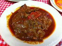 日, 2011-03-27 13:31 - Margot Restaurant 牛肉の煮込み