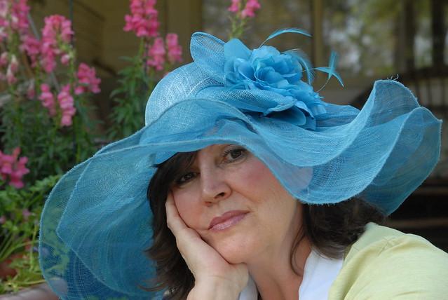 Self- Blue Hat 1