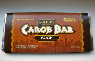 Goldie's Premium Carob Bar | by Mr.TinDC