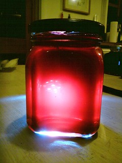 Homemade redcurrant jelly | by Goose2222