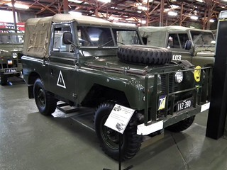 1963 Land Rover Series 2A SWB