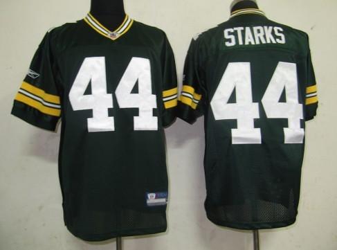 new style 04d05 ea80a Reebok NFL Jerseys Green Bay Packers 44 Starks Green cheap ...