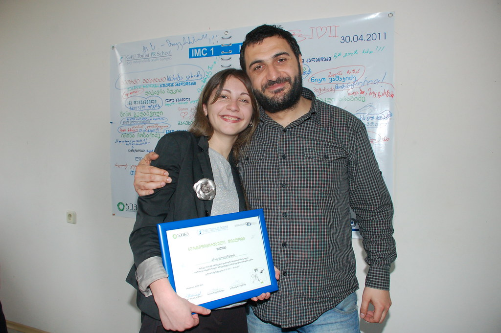 Graduate of PRSchool IMC №1 and PRSchool IMC №2