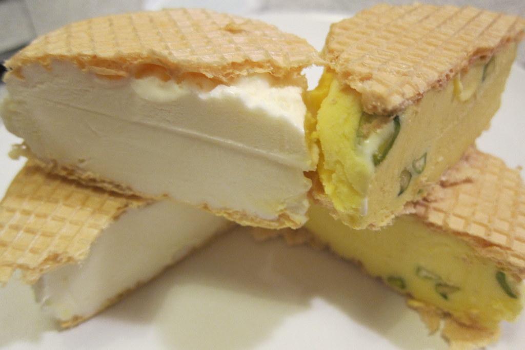 Mashti Malone Ice Cream: Creamy Rose & Saffron Pistachio   Flickr