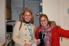 Dorte Neimann and Anja Solvang, Danish Chairmanship