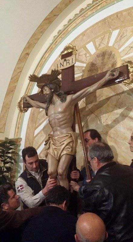 (2015-03-27) - VI Vía Crucis nocturno - Alberto Montesinos Villaplana (09)