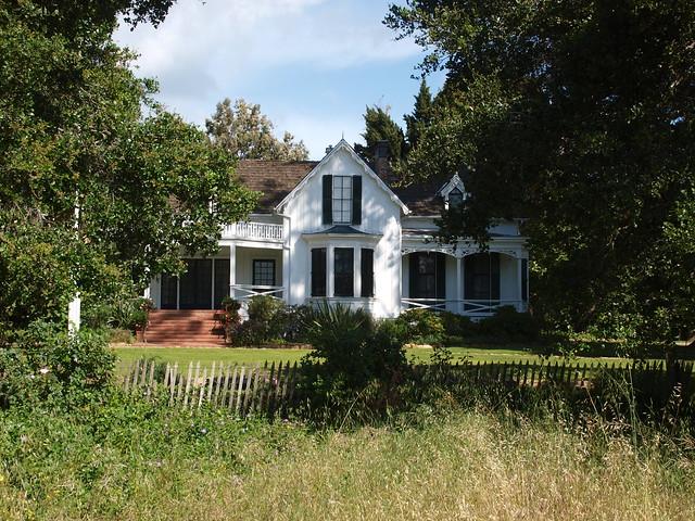 K4086669 Goleta Stow House front