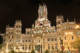Plaza De Cibeles - Madrid - España | by Micky75017