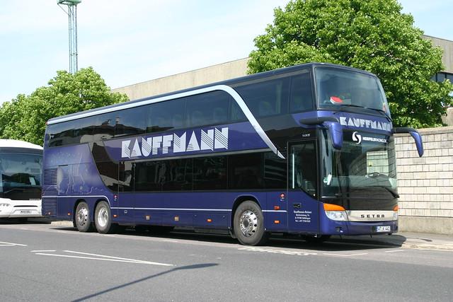 WT-K-441, Kauffmann Reisen (D)