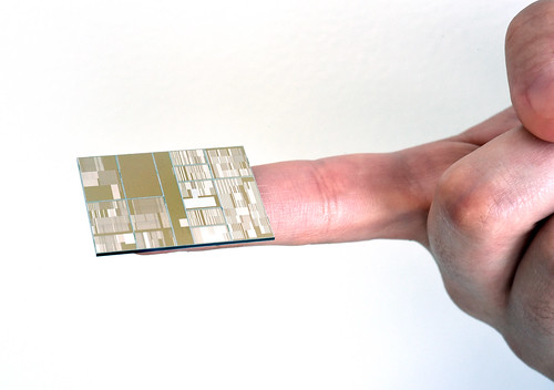 IBM 7nm node test chip | by IBM Research