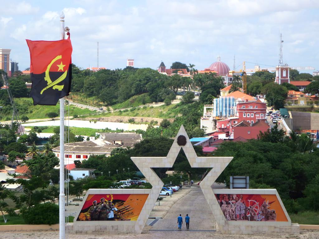 Image result for cidade alta in Luanda