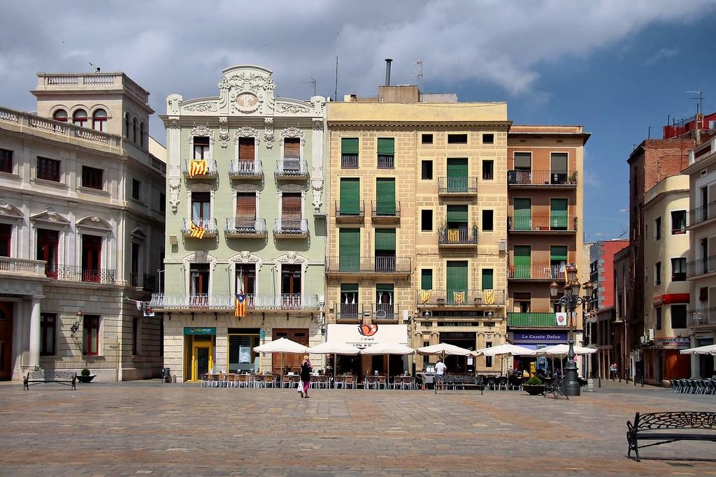Reus: Plaça del Mercadal | Reus (Tarragona, Spain) | Flickr