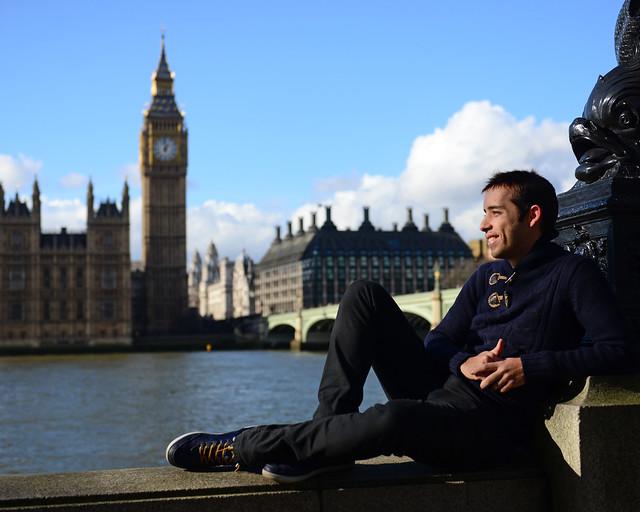 The Queen's Walk, uno de los lugares que ver en Londres