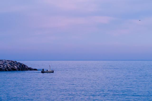 Salió a pescar pero... (explored 2017/01/12)