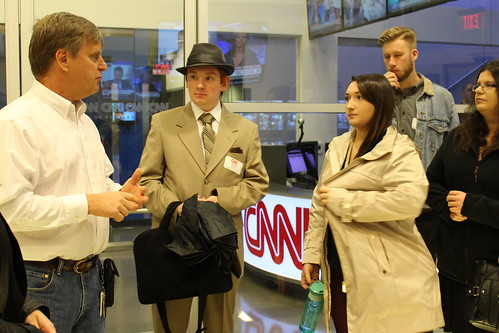 CNN Los Angeles bureau | by hofstrauniversity