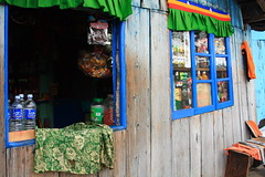 Old Silk Route - Roadside shop at Kupup