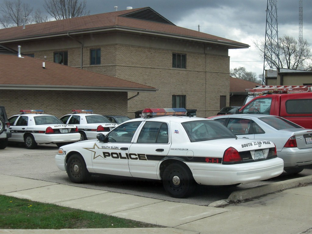 IL - South Elgin Police Department | 79- South Elgin Police … | Flickr