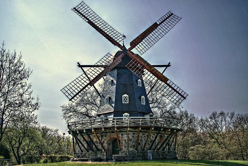 Don Quixote at Sweden ...