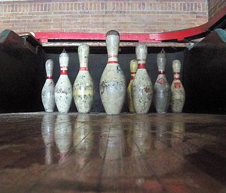 Abandoned Pennsylvania: They traded their rights as workers in to get some bowling pins! {EXPLORE} | by Cheri Sundra: Guerrilla Historian