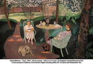 "Henri Matisse - ""Tea"", 1919 | by artimageslibrary"