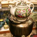 Lovely iranian style tea pots, Isfahan イスファハン、可愛いイランスタイルのチャイポット