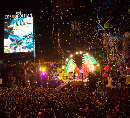 The Flaming Lips Performing at The Boulevard Pool at The Cosmopolitan of Las Vegas | by The Cosmopolitan of Las Vegas