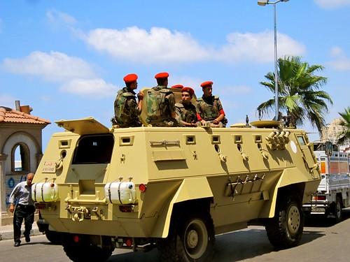 Military Police   by Gigi Ibrahim