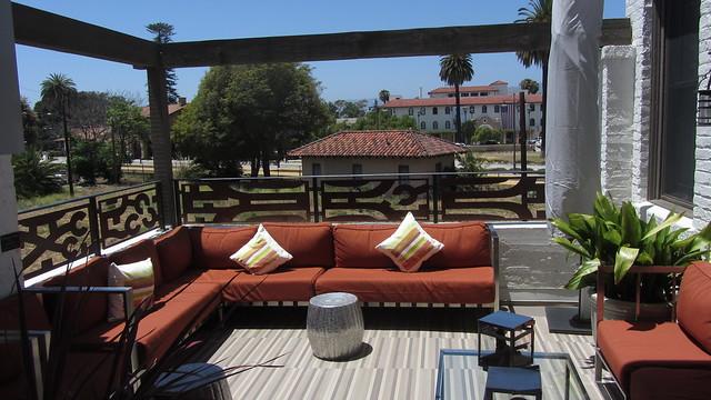 IMG_0411 Hotel Indigo patio