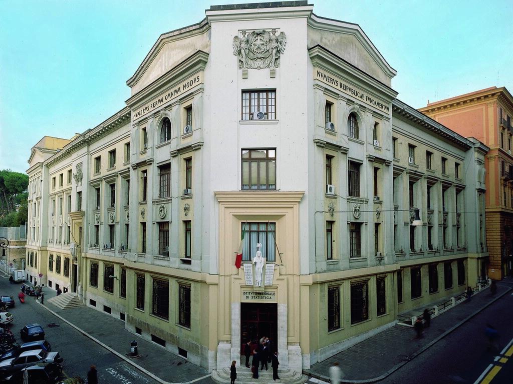 La sede centrale dell'Istat a Roma   Istituto nazionale di ...
